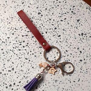 Key ring , bag charm